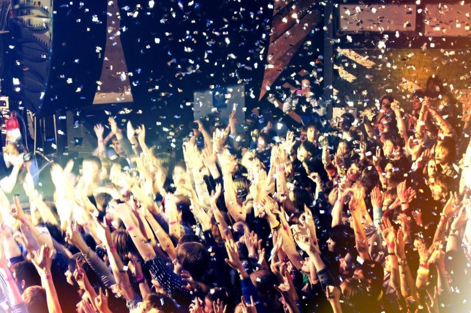 Организация и проведение клубных вечеринок